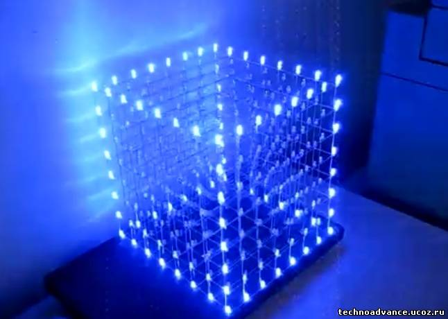 Поделки из светодиодной ленты своими руками 97